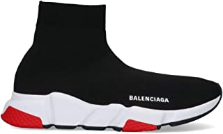 Luxury Fashion | Balenciaga Men 587286W17211019 Red Polyamide Sneakers | Autumn-winter 20