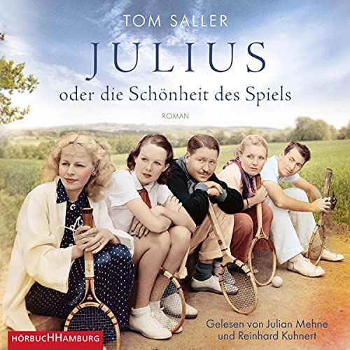 Julius oder die Schönheit des Spiels Titelbild