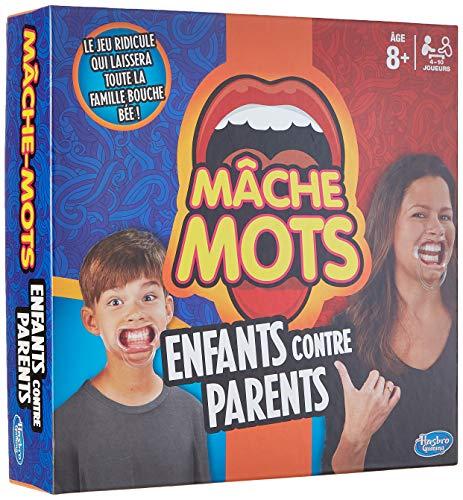 Mâche-Mots - Jeu de societe Mâche-Mots Enfants Contre...