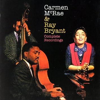 Carmen McRae & Ray Bryant Complete Recordings