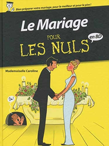 Le livre Le mariage pour les Nuls en BD