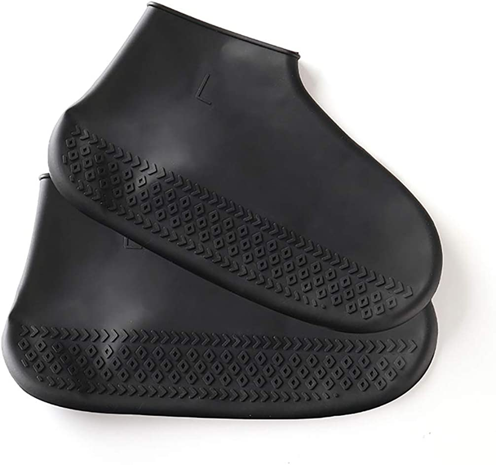 daisyhping Waterproof Shoe Cover Discount is Save money also underway Waterpr Reusable Boot Silicone