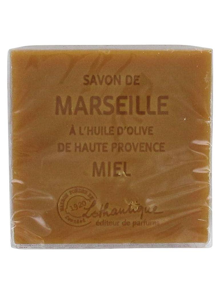 グラディスわずかにイサカLothantique(ロタンティック) Les savons de Marseille(マルセイユソープ) マルセイユソープ 100g 「ハニー」 3420070038074