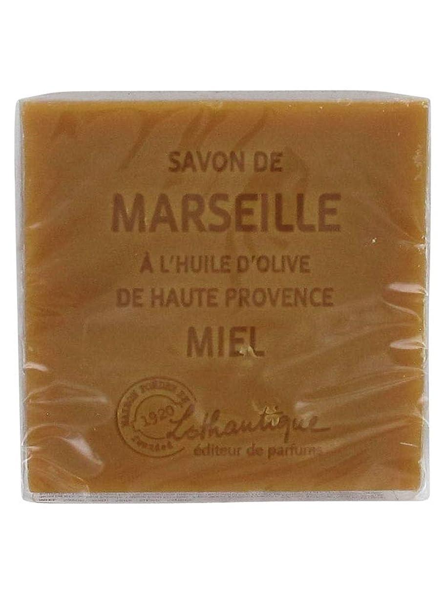 東部外交官机Lothantique(ロタンティック) Les savons de Marseille(マルセイユソープ) マルセイユソープ 100g 「ハニー」 3420070038074