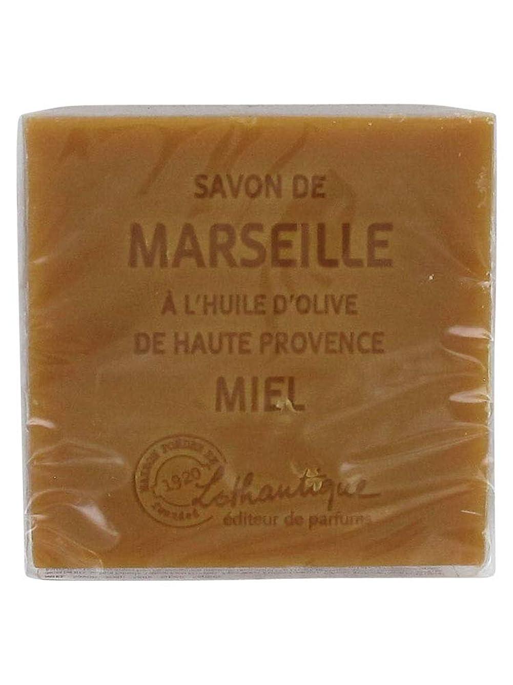 スキー起きてトリムLothantique(ロタンティック) Les savons de Marseille(マルセイユソープ) マルセイユソープ 100g 「ハニー」 3420070038074