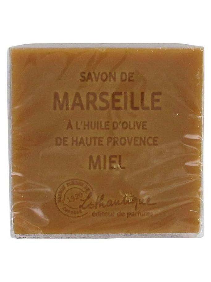第十分自宅でLothantique(ロタンティック) Les savons de Marseille(マルセイユソープ) マルセイユソープ 100g 「ハニー」 3420070038074