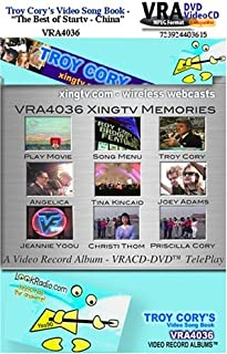 VRA4036 - Troy Corys VIDEO SONG BOOK, A TelePlay Producers Preview