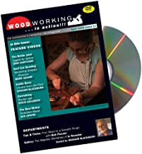 WOODWORKING...in action!!! video Magazine issue 11