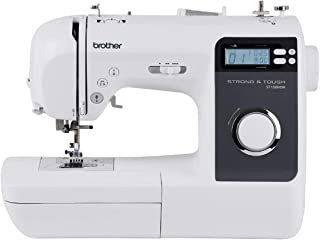 Brother ST150HDH Sewing Machine, Strong & Tough, 50 Built-in Stitches, LCD Display, 9 Included Feet (Renewed)