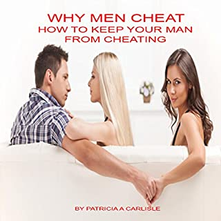 Why Men Cheat audiobook cover art