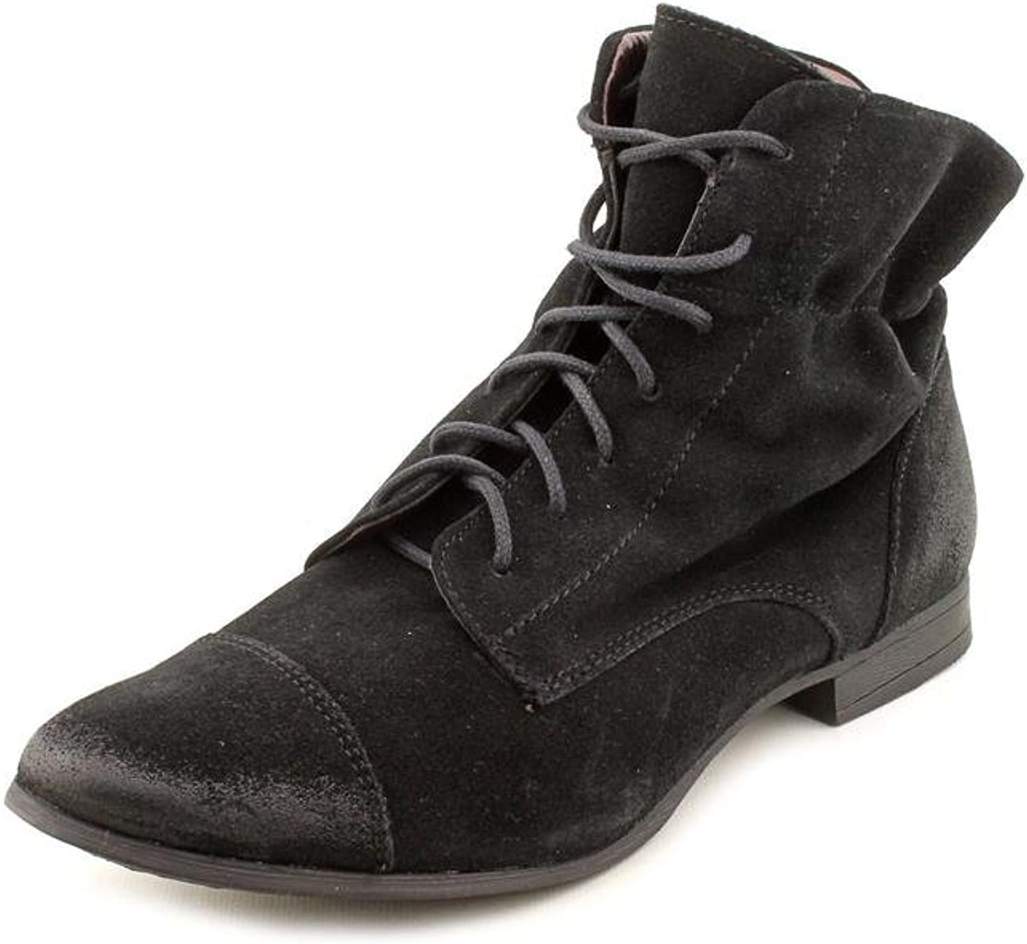 Report Signature Anzu Womens US Size 6.5 Black Fashion Ankle Boots