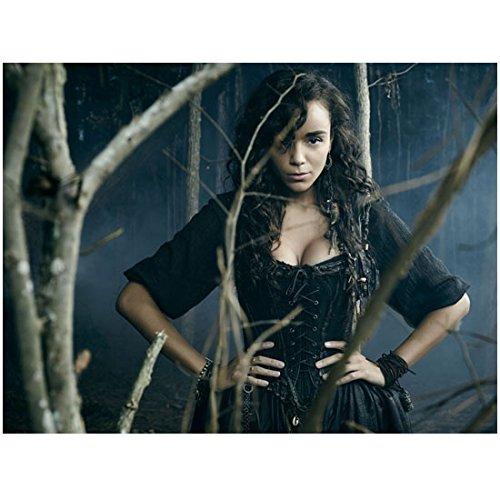 Salem (TV Show) Ashley Madekwe as Tituba Hands on Hips 8 x 10 Inch Photo