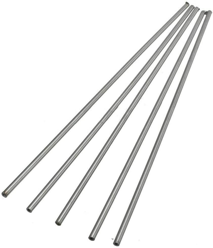 5pcs 304 Stainless All items in the store Steel Capillary Tube 3mm x 2mm OD ID Max 83% OFF Tubing