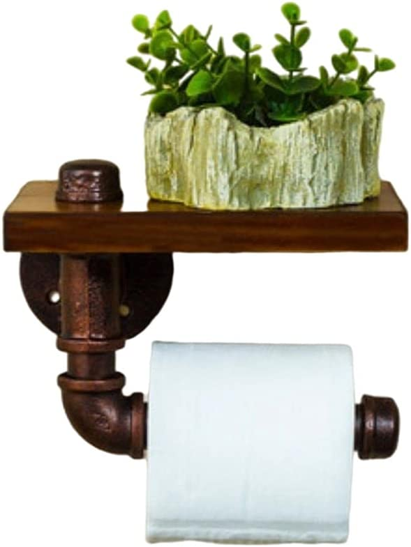 Chuyuhao Toilet Paper Max 68% OFF Holder Versatile Hol Animer and price revision Artistic
