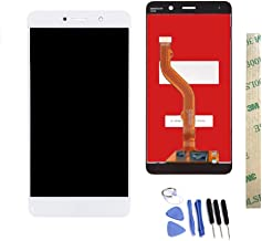 Dr.Chans LCD Display Screen Touch Digitizer Assembly Replacement with Free Tools for Huawei H1711 Ascend XT2 TOR-A1/y7 Enjoy 7 Plus/y7 Prime/y7 Prime 2017 White
