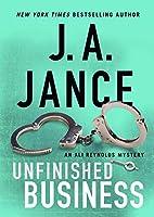 Unfinished Business (Ali Reynolds Mystery)