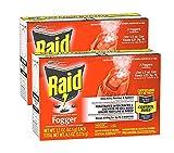 Raid Concentrated Deep Reach Fogger, 1.5 OZ, 3 CT (Pack - 2)