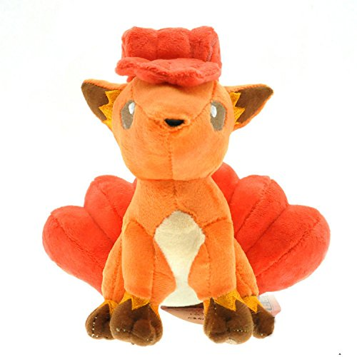 Cuddly-store Vulpix Soft Stuffed Doll Plush Toy - 7 Inch