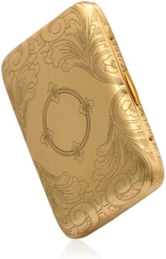 IGOSAIT Max 61% OFF Humidor Case Cigar Holder Fi Box Bombing new work Storage Cigarette