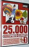 25.000 Photocliparts Vol. 1 -