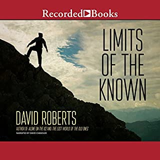 Limits of the Known audiobook cover art