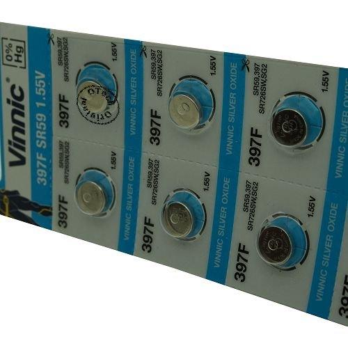 Otech Pack de 10 Piles Vinnic 4898338000795
