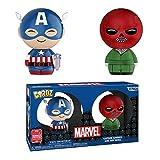 Marvel Funko Dorbz 2-Pack 31352 Captain America and Red Skull ECCC2018