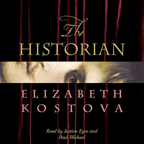 The Historian audiobook cover art