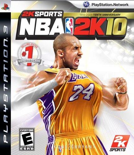 NBA 2K10 - Playstation 3