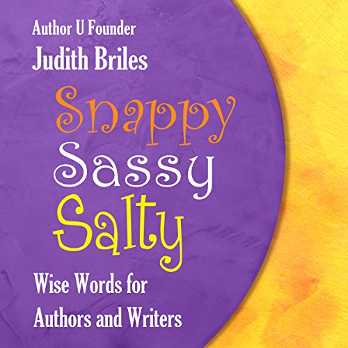 Snappy Sassy Salty audiobook cover art