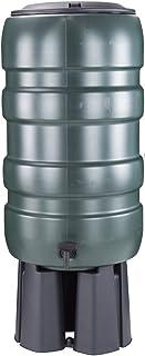 comprar comparacion Whitefurze - Barril de Lluvia, Color Verde, 150 litros