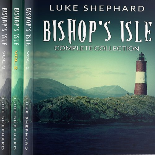 Bishop's Isle audiobook cover art
