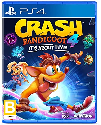 Crash Bandicoot 4: It's About Time - PlayStation 4 Standard Edition