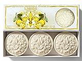 Saponificio Artigianale Fiorentino, Toscan Zitrone, handgemachte italienische Zitronenseife aus...