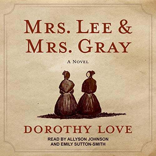 Mrs. Lee and Mrs. Gray cover art