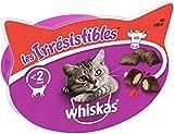 Whiskas Les Irrésistibles – Friandises au boeuf pour chat adulte,...