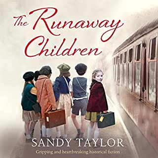 The Runaway Children audiobook cover art