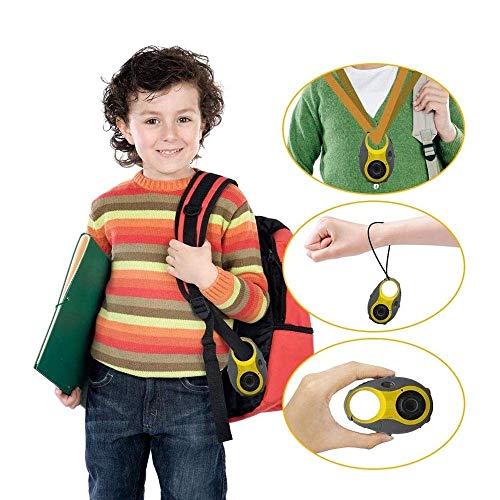 SYXX Cámara niños, niños videocámara de la cámara digital, de alta definición a prueba de polvo y no se astilla de dibujos animados mini cámara, videocámara de juguete de regalo de los niños, cámara H