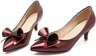 THE LONDON STORE Luxury Bow-Knot Women Kitten Heels Pumps for Party Luxury Stilettos from London