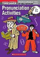 Timesaver Pronunciation Activities Elementary - Intermediate with audio CD