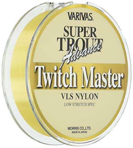 MORRIS(モーリス)『VARIVAS(バリバス) ナイロンライン スーパートラウトアドバンス トゥイッチマスター』
