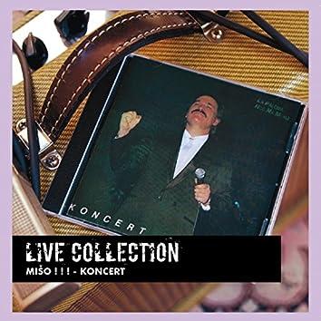 Live Collection: Mišo!!! (Koncert) [Live]
