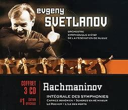 Rachmaninov: Symphonies 1-3 Integrale des Symphonies