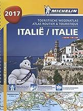 ITALIE 22465 ATLAS MICHELIN 2017