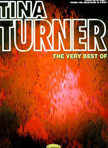 Tina Turner: The Very Best Of Pvg Book