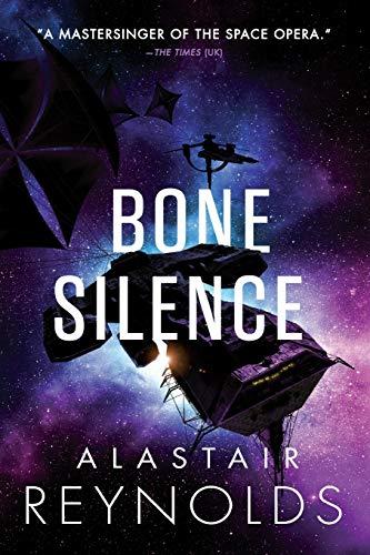 Bone Silence (The Revenger Series, 3, Band 3)