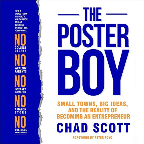 The Poster Boy  By  cover art