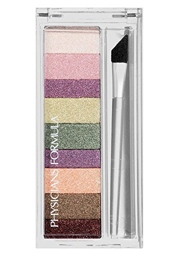 Physicians Formula Shimmer Strips Custom Eye Enhancing Shadow and Liner, Green Eyes, 0.26 oz.