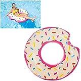 Intex Donut Inflatable Tube, 42' X 39'