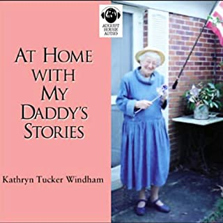 At Home with My Daddy's Stories audiobook cover art